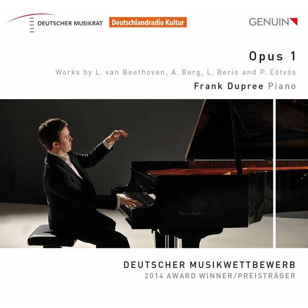 Frank Dupree Opus 1