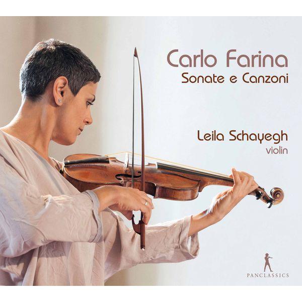 Leila Schayegh - Farina: Sonate e canzoni
