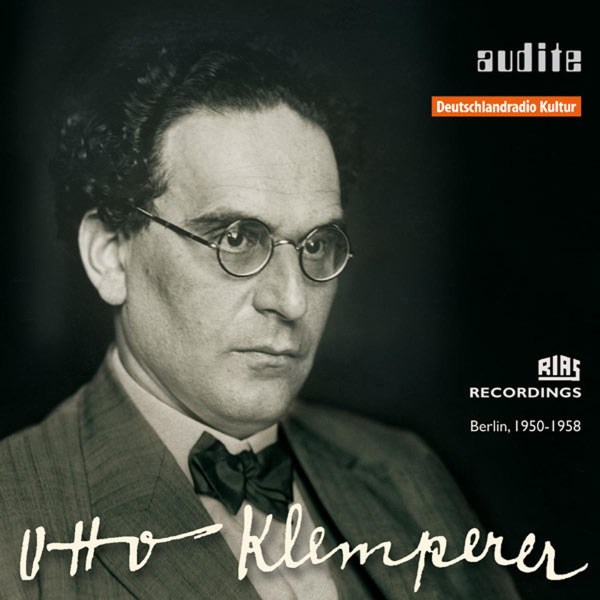 Otto Klemperer - The RIAS Recordings, 1950-1958 (Oeuvres de Beethoven, Mozart, Mahler, Hindemith)