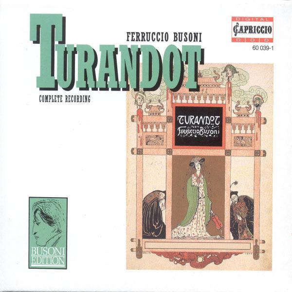 René Pape - Busoni, F.: Turandot [Opera]