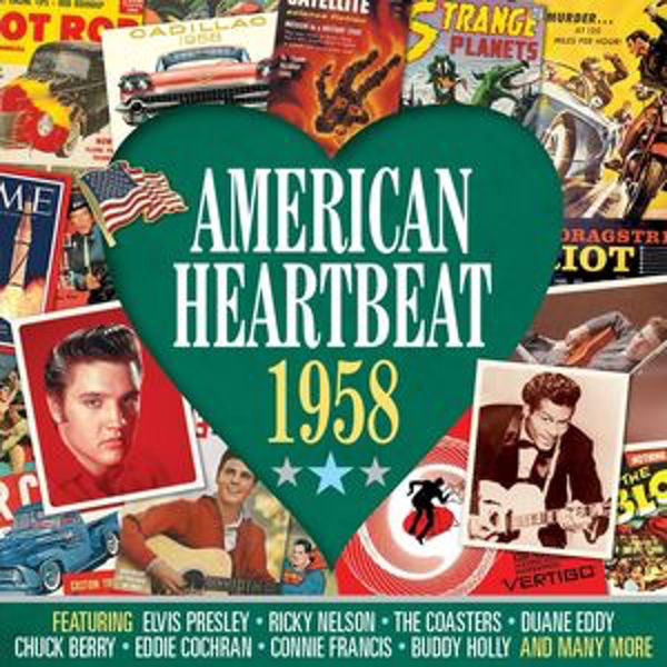 Various Artists - American Heartbeat 1958