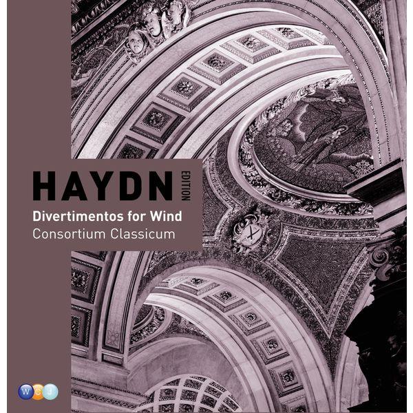 Consortium Classicum - Haydn Edition Volume 7 - Divertimentos for wind instruments
