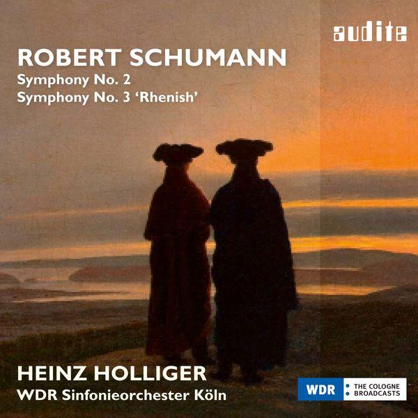 WDR Sinfonieorchester Köln Schumann : Symphonien No. 2 & 3 'Rheinische' (Complete Symphonic Works, Vol. II)