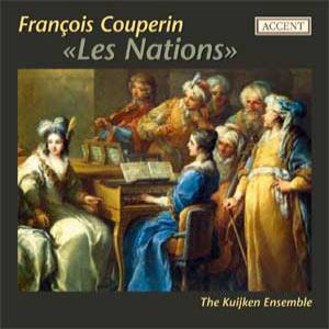 François Couperin - Les Goûts Réunis
