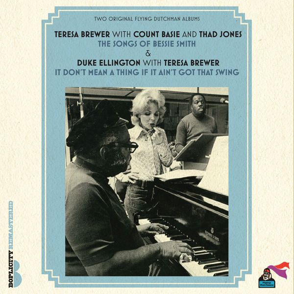 Teresa Brewer - The Songs Of Bessie Smith / It Don't Mean A Thing If It Ain't Got That Swing
