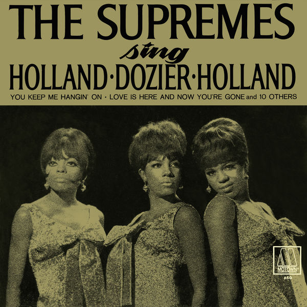 The Supremes - The Supremes Sing Holland–Dozier–Holland