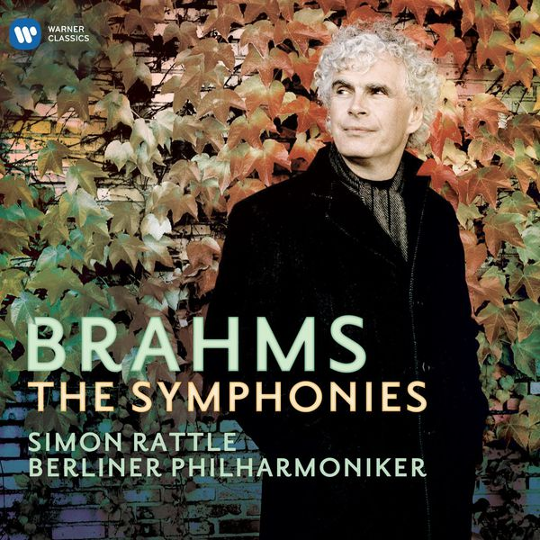 Sir Simon Rattle - Brahms: The Symphonies (Édition StudioMasters)