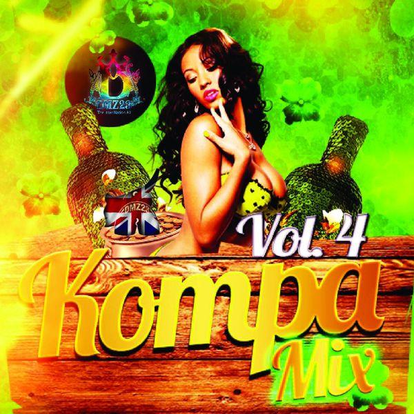 Various Artists - Kompa Mix, Vol. 4