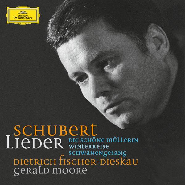 Dietrich Fischer-Dieskau - Schubert : Lieder, Schöne Müllerin, Winterreise...