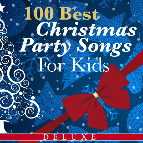 Various Artists - 100 Best Christmas Party Songs for KidsDeluxe Edition
