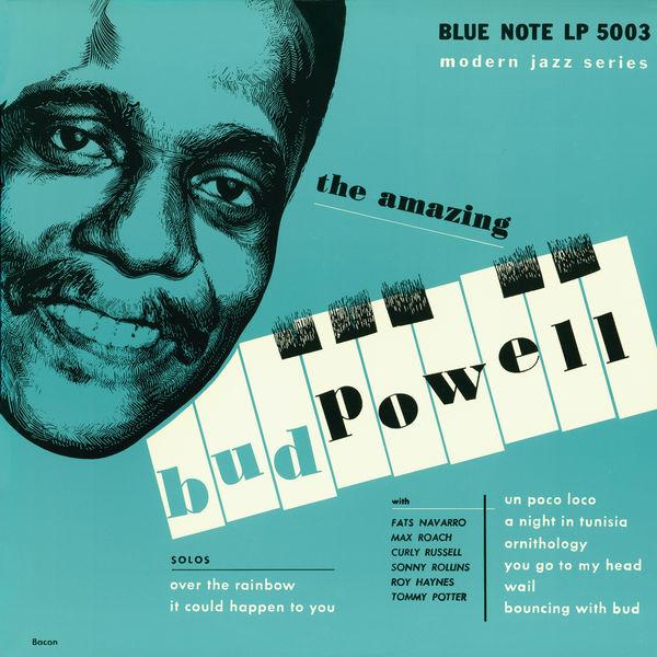 Bud Powell - The Amazing Bud Powell
