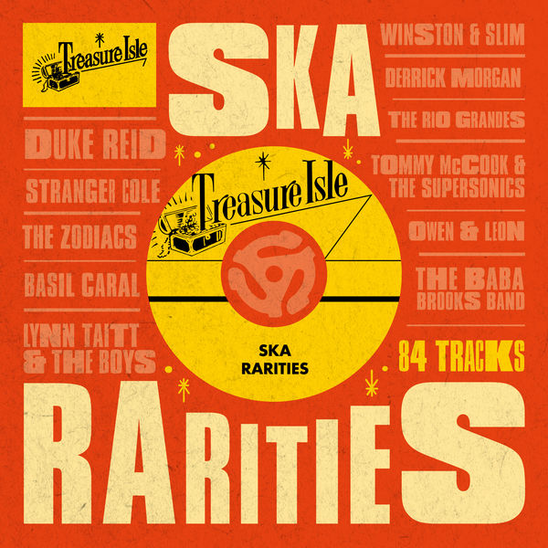 Various Artists - Treasure Isle Ska Rarities