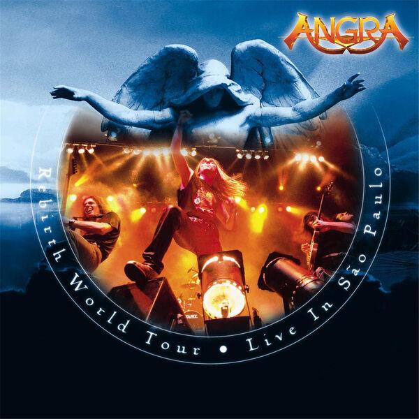 Angra|Rebirth World Tour: Live in São Paulo