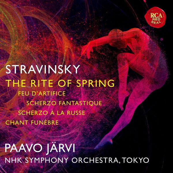 Paavo Järvi Stravinsky: The Rite of Spring
