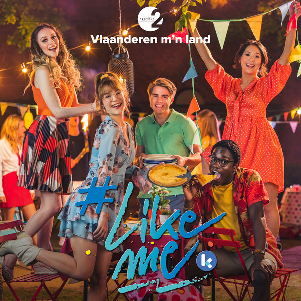 #LikeMe Cast - Vlaanderen m'n land