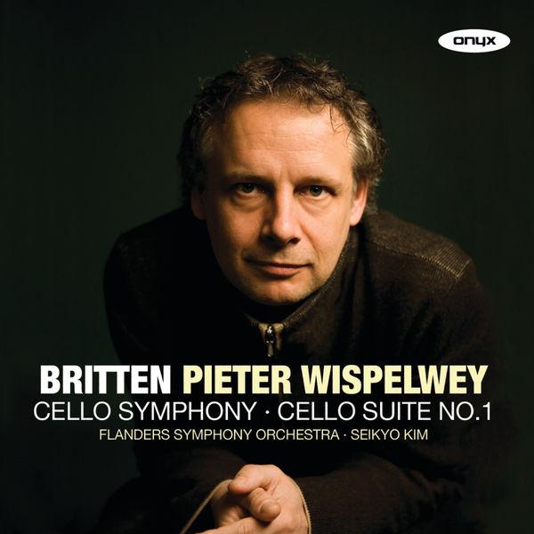 Pieter Wispelwey - Britten: Cello Symphony; Cello Suite No.1