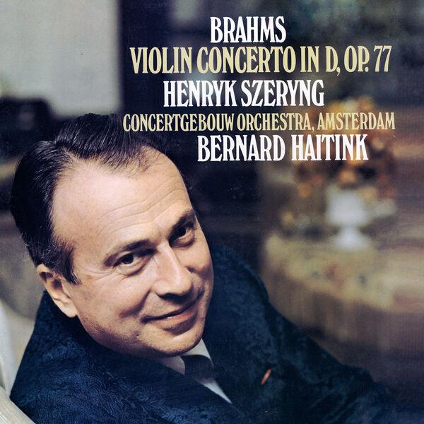 Henryk Szeryng - Brahms: Violin Concerto