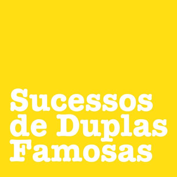 Various Artists - Sucessos de Duplas Famosas