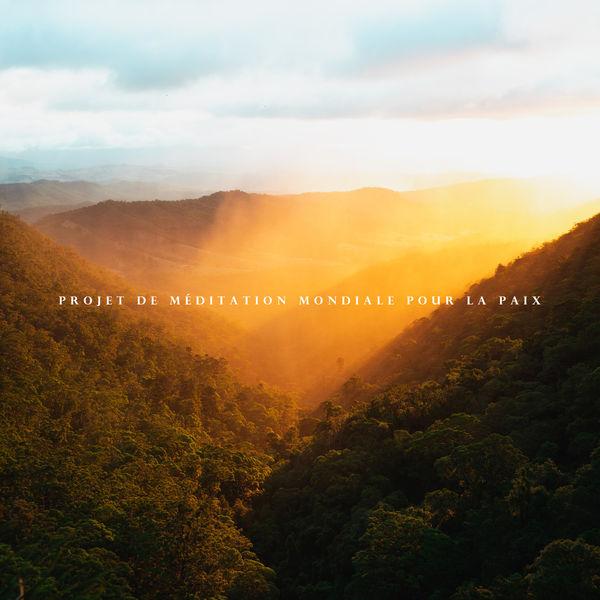 Ensemble de Musique Zen Relaxante - Projet de méditation mondiale pour la paix: Calme intérieur, Conscience globale, Musique apaisante