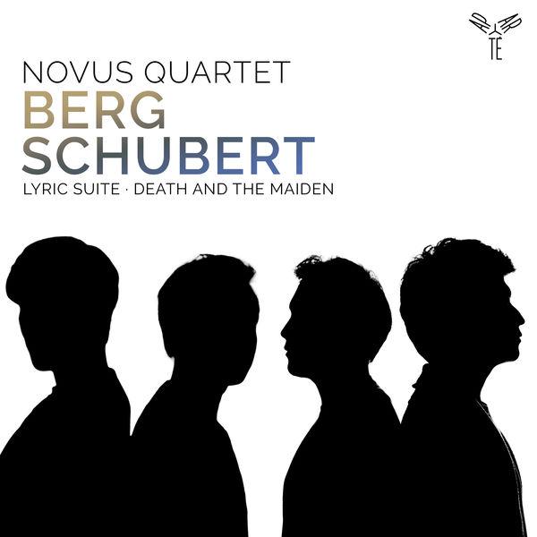 Novus Quartet - Berg: Lyric Suite - Schubert: Death and the Maiden