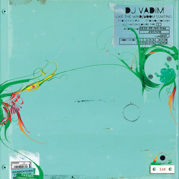 Dj Vadim - Like The Wind