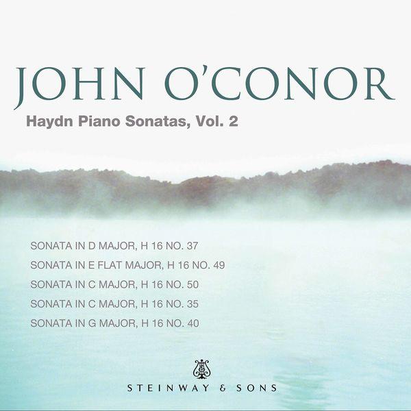John O'Conor - Haydn: Piano Sonatas, Vol. 2