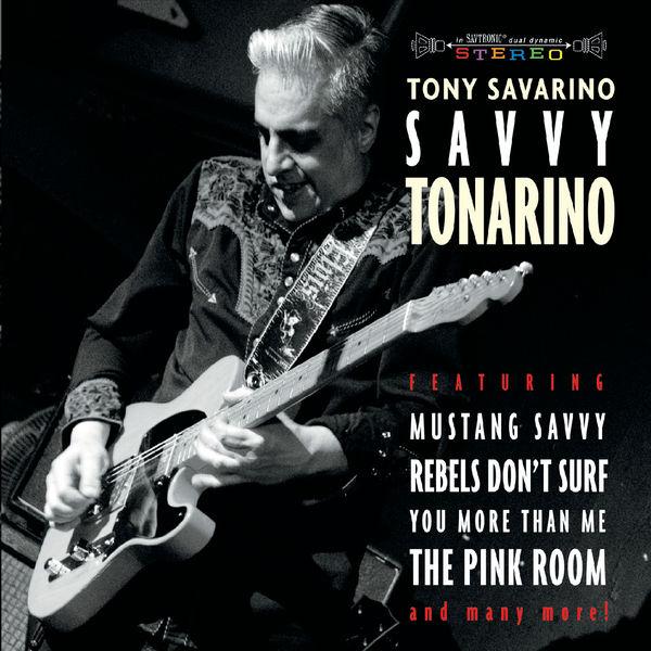 Tony Savarino - Savvy Tonarino