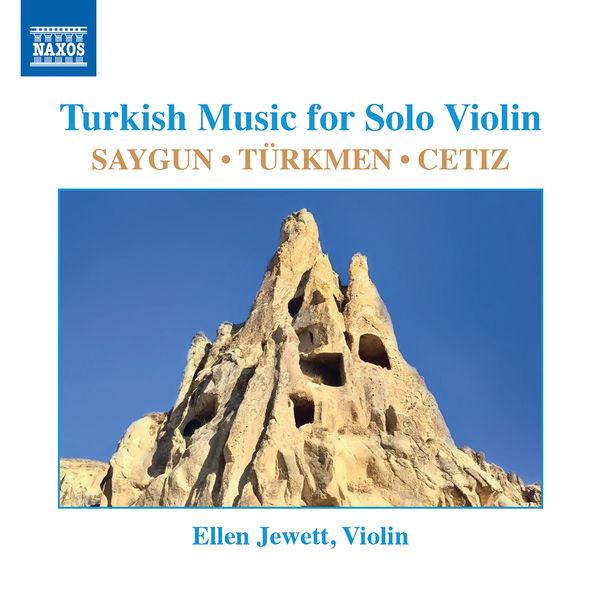 Ellen Jewett - Turkish Music for Solo Violin