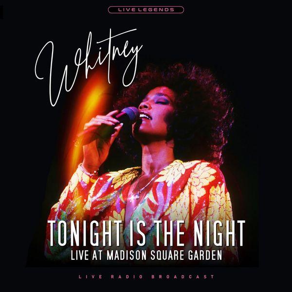 Whitney Houston - Whitney Houston - WNEW FM Radio Broadcast Madison Square Garden April 1991