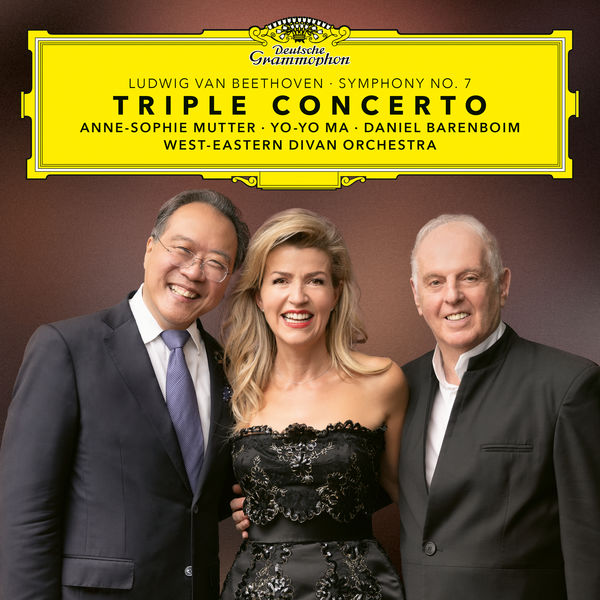 Anne-Sophie Mutter - Beethoven: Triple Concerto & Symphony No. 7