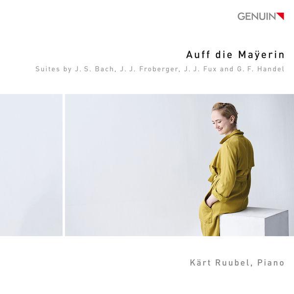 Kärt Ruubel - Auff die Maÿerin