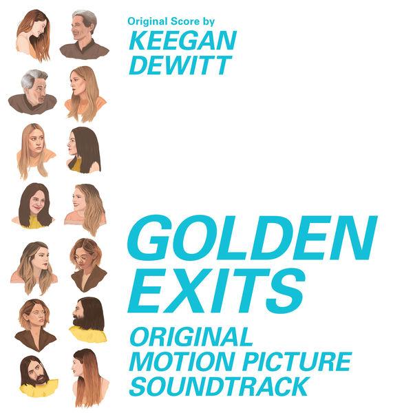 Keegan DeWitt - Golden Exits (Original Motion Picture Soundtrack)