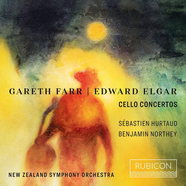 New Zealand Symphony Orchestra - Elgar & Farr: Cello Concertos