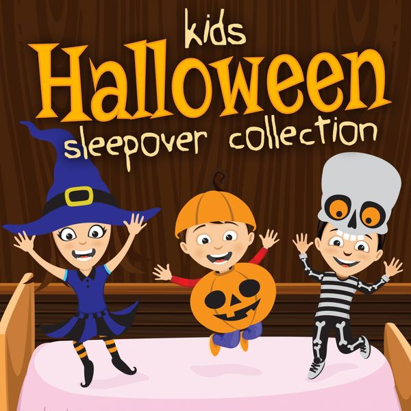 Nursery Rhymes and Kids Songs, Toddler Tunes Kids Halloween Sleepover Collection
