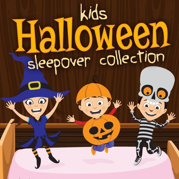 Kids Halloween Sleepover Collection. Nursery Rhymes ...