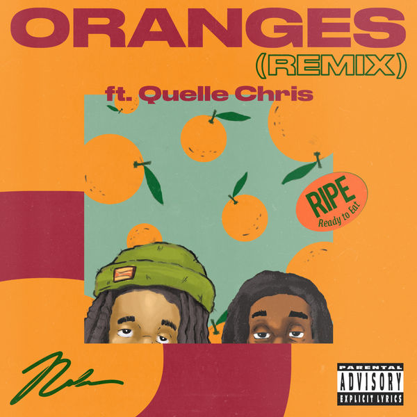 Nolan the Ninja - Oranges