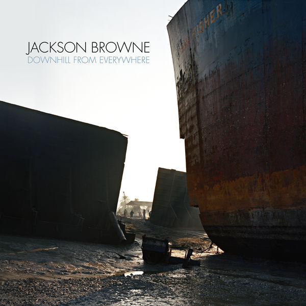 Jackson Browne|Downhill From Everywhere