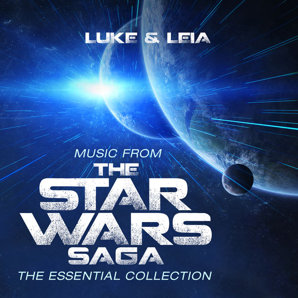 "Robert Ziegler - Luke & Leia (From ""Star Wars: Episode VI - Return of the Jedi"")"