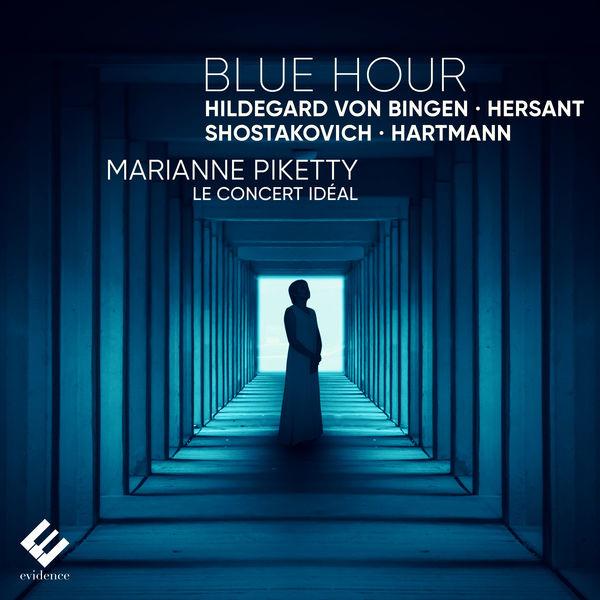 Marianne Piketty - Blue Hour