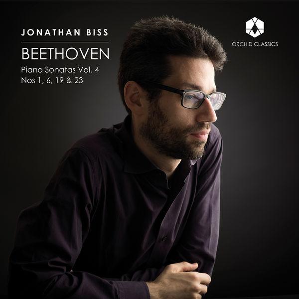 Jonathan Biss - Beethoven: Piano Sonatas, Vol. 4