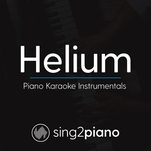 Sing2Piano - Helium