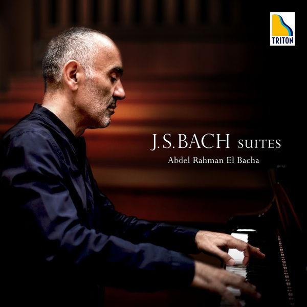 Abdel Rahman El Bacha - J.S.Bach: Suites