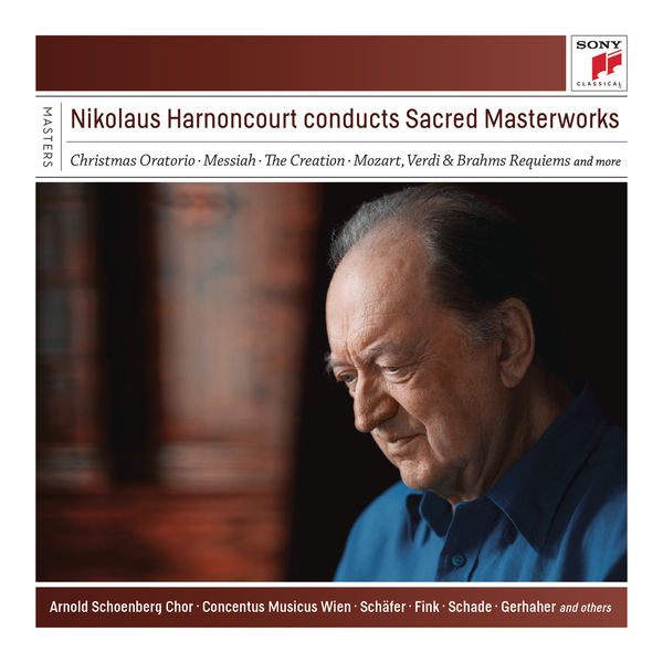 Nikolaus Harnoncourt - Nikolaus Harnoncourt Conducts Sacred Masterworks
