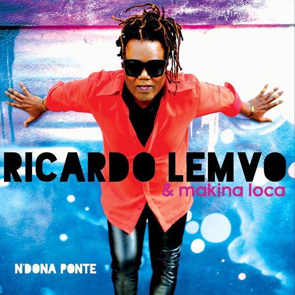 Ricardo Lemvo - N'dona Ponte