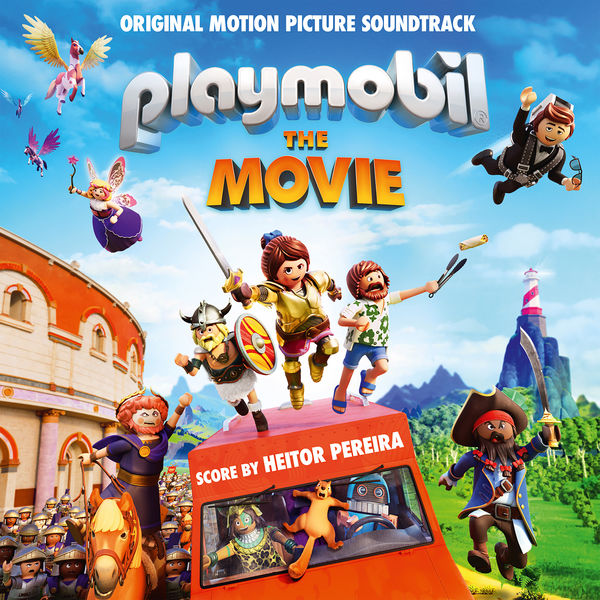 Various Artists - Playmobil: The Movie (Original Motion Picture Soundtrack)