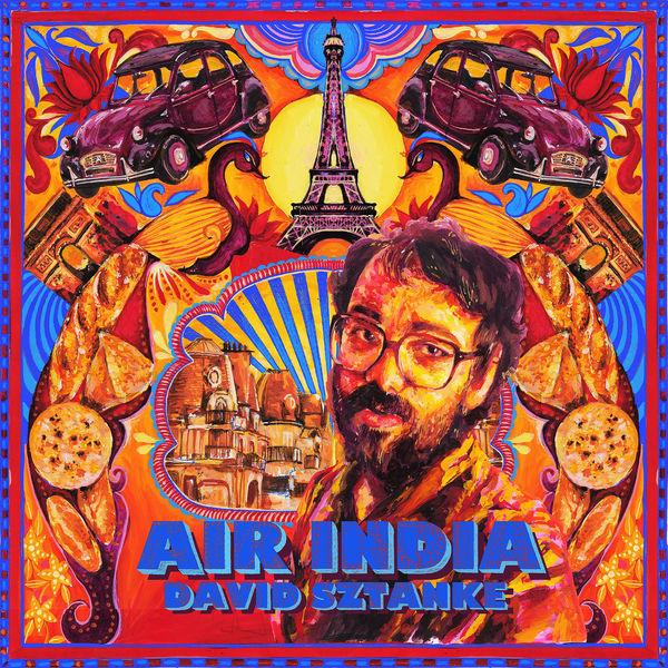 David Sztanke - Air India