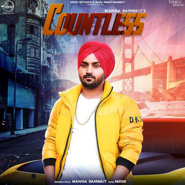 Manna Banwait - Countless - Single