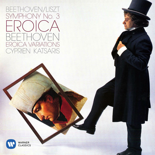 Cyprien Katsaris - Beethoven, Liszt: Symphony No. 3 - Beethoven: Eroica Variations, Op. 35