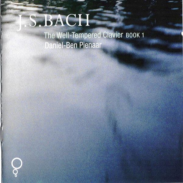 Daniel-Ben Pienaar - Book 2 CD1 Well-Tempered Clavier
