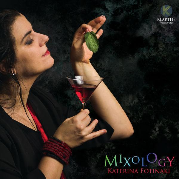 Katerina Fotinaki Mixology